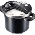 ショッピング圧力鍋 ワンダーシェフ オースプラス 両手圧力鍋 5L ブラック ( 1コ入 )