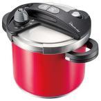 ショッピング圧力鍋 ワンダーシェフ オースプラス 両手圧力鍋 5L レッド ( 1コ入 )