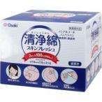 清浄綿 スキンフレッシュ ( 2枚*100包 )
