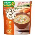 アマノフーズ うちのおみそ汁 豚汁 ( 5食入 )/ アマノフーズ