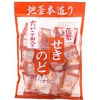 だいこん入り 花梨いせきのど飴 ( 120g )