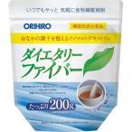 ダイエタリーファイバー顆粒 ( 200g )/ オリヒロ(サプリメント) ( サプリ サプリメント 食物繊維 ダイエット食品 )