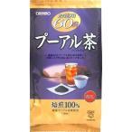 お徳用プーアル茶 ( 3g*60包入 ) ( プーアール茶 お茶 )