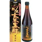 熟成玄米黒酢 ( 720mL ) /  オリヒロ ( 玄米黒酢 )
