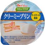 やさしくラクケア クリーミープリン たん白質0g チーズケーキ風味 ( 63g )/ やさしくラクケア