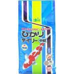 (お得)ひかり デイリー 中粒 ( 4kg )/ ひかり ( 錦鯉 熱帯魚 アクアリウム エサ )
