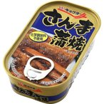 キョクヨー さんま蒲焼 ( 100g ) ( さんま蒲焼 缶詰 )