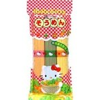 ハローキティ 播州そうめん 緑黄色野菜入り ( 300g ) ( キティー キティちゃん )