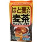 健茶館 国内産はと麦入り麦茶 ( 8g*24包 ) /  健茶館 ( お茶 )