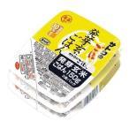 サトウのごはん 発芽玄米 ( 150g*3食パック )/ サトウのごはん