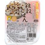 爽快ドラッグで買える「(訳ありマンナンヒカリ40%使用 雑穀ごはん ( 160g 」の画像です。価格は78円になります。