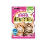 キャティーマン ねこちゃんの国産牛乳 1歳までの成長期用 ( 200mL )/ キャティーマン ( 国産 ミルク 子猫 仔猫 )