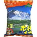 (訳あり)ポテトチップス 旭川編 うす塩味 ( 75g )