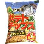 ポテトチップス 札幌編 焼とうもろこし味 ( 70g )