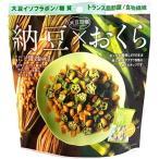 大豆習慣 納豆*おくら だし醤油味 ( 6袋入 )