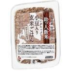 ムソー 助っ人飯米・小豆入り玄米ごはん 21817 ( 160g )