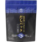 ムソー 無添加・だしパック(本枯節・天然真昆布) ( 7g*8袋入 )/ ムソー