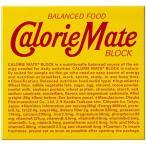 カロリーメイト ブロック チョコレート味 ( 4本入(80g) )/ カロリーメイト ( カロリーメイト ブロック ダイエット食品 非常食 防災 )