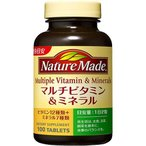 ネイチャーメイド マルチビタミン&ミネラル ( 100粒入 )/ ネイチャーメイド(Nature Made)