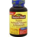 ネイチャーメイド スーパーマルチビタミン&ミネラル ( 120粒 )/ ネイチャーメイド(Nature Made)