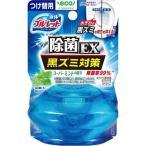 液体ブルーレットおくだけ 除菌EX 黒ズミ対策 スーパーミントの香り つけ替用 ( 70mL )/ ブルーレット