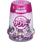 サワデーつめ替 こころ落ち着くラベンダーの香り ( 140g )/ サワデー ( サワデー 詰め替え 消臭剤 )