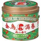 金鳥の渦巻 蚊取り線香 森の香り 缶 ( 30巻 )/ 金鳥の渦巻き 森の香り