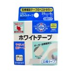 ニチバン ホワイトテープ ( 25mm*9m )