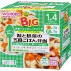ビッグサイズの栄養マルシェ 鮭根菜五目ごはん ( 130g+80g )/ 栄養マルシェ ( ベビー用品 )