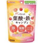 Yahoo!爽快ドラッグ和光堂 ママスタイル 葉酸+鉄キャンディ グレープフルーツ&りんご フルーツアソート ( 78g )/ ママスタイル