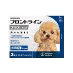 【動物用医薬品】フロントラインプラス 犬用 S 5〜10kg未満 ( 3本入 )/ フロントラインプラス
