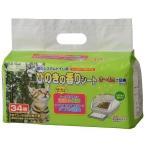 クリーンミュウ猫のシステムトイレ用ひのきの香りシート ( 34枚入 )/ クリーンミュウ