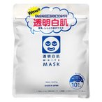 透明白肌 ホワイトマスクN ( 10枚入 )/ 透明白肌(ホワイト)