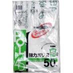 半透明強力ポリ袋 45L ( 50枚入 ) ( キッチン用品 )