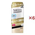 サクセス 薬用シェービングジェル 多枚刃カミソリ用 ( 180g*6本セット )/ サクセス