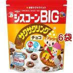 日清シスコ シスコーンBIG サクサクリングチョコ ( 150g*6袋セット )/ シスコーン