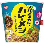 日清スパイスカレー カレーメシ おしゃれチキン ( 91g*6個セット )/ 日清
