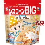 日清シスコ シスコーンBIG コーヒー牛乳風味 ( 180g*6袋セット )/ シスコーン