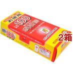 三菱アルミ ミスターパック ポップアップ式 ポリ袋 マチ付き ( 100枚入*2コセット )/ 三菱アルミ
