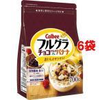 カルビー フルグラ チョコクランチ&バナナ ( 700g*6袋セット )/ フルグラ