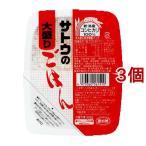サトウのごはん 新潟県産こしひかり 大盛 ( 300g*3コセット )/ サトウのごはん