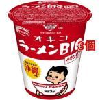 オキコラーメンBIG チキン味 ( 3個セット )/ エースコック