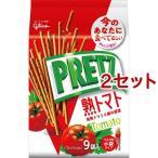 プリッツ 熟トマト ( 9袋入*2セット )/ プリッツ(PRETZ)