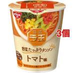 日清ラ王 野菜たっぷりタンメン トマト味 ( 63g*3個セット )/ 日清ラ王