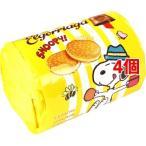 エルゴリアーガ スヌーピー クリームサンドビスケット レモン ( 90g*4個セット )