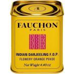フォション 紅茶ダージリン 缶入り ( 125g )/ FAUCHON(フォション)