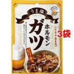 うま塩ホルモンガツ ( 12g*3袋セット )