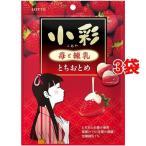 小彩 苺と練乳 とちおとめ 袋 ( 60g*3袋セット )/ ロッテ