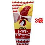 オタフク トマトケチャップ ( 500g*3袋セット )