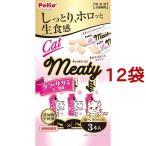ペティオ Cat Meaty タラ&ササミ カニ風味 ( 3本入*12袋セット )/ ペティオ(Petio)